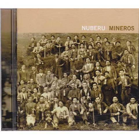 Artesania Asturiana - Nuberu - Mineros - Editorial Picu Urriellu