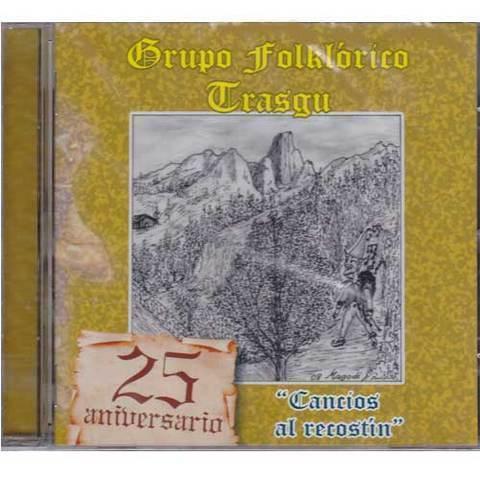 Artesania Asturiana - Grupo Folclórico Trasgu - Cancios al recostín - Editorial Picu Urriellu