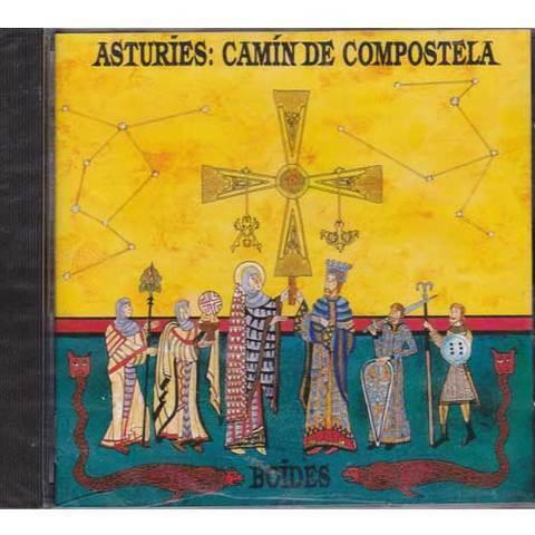 Artesania Asturiana - Boides - Asturies: camin de compostela - Editorial Picu Urriellu