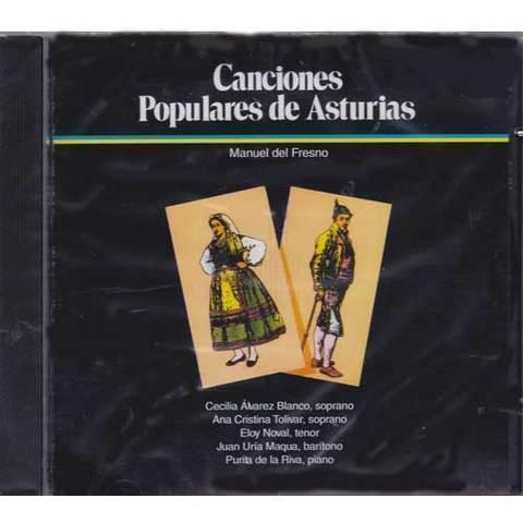 Artesania Asturiana - Canciones populares de Asturias - Editorial Picu Urriellu