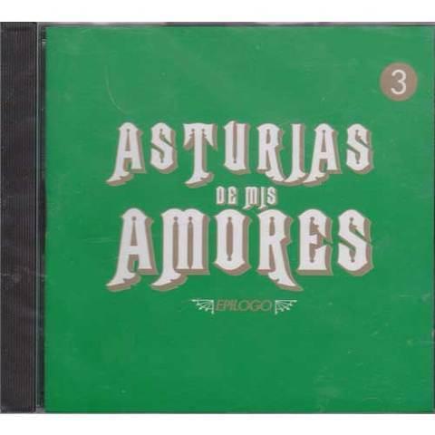 Artesania Asturiana - Asturias de mis amores 3 - Editorial Picu Urriellu