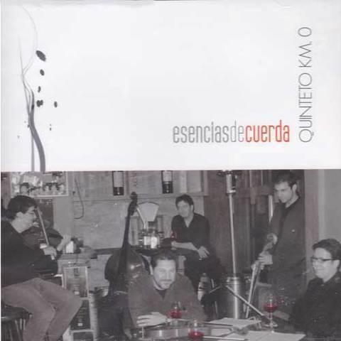 Artesania Asturiana - Quinteto Km 0 - esencias de cuerda - Editorial Picu Urriellu