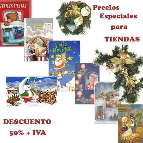 Artesania Asturiana - Postales de Navidad para tiendas - Editorial Picu Urriellu