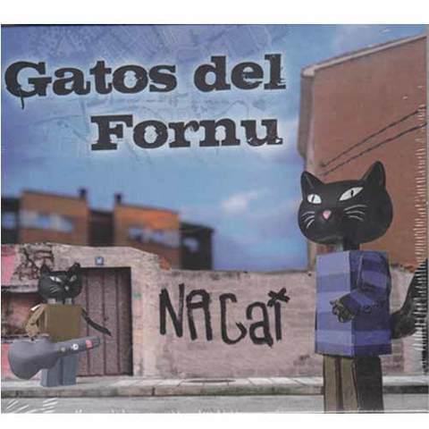 Artesania Asturiana - Gatos del Fornu - Na Cai - Editorial Picu Urriellu