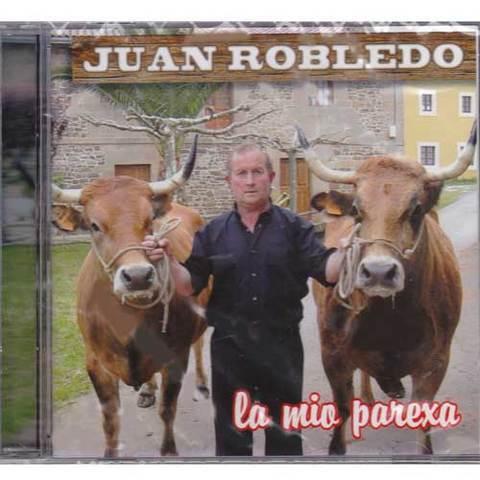 Artesania Asturiana - Juan Robledo - La mio parexa - Editorial Picu Urriellu