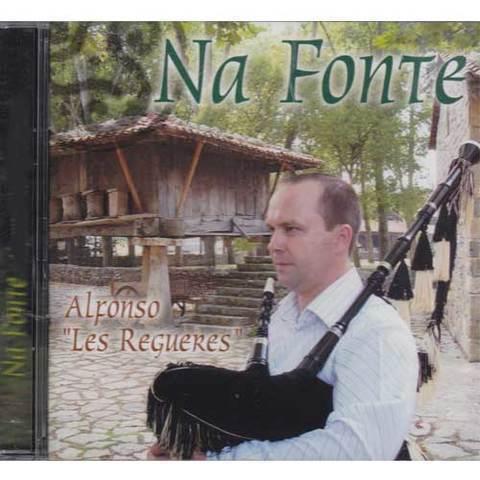 Artesania Asturiana - Alfonso -Les Regueres- Na Fonte - Editorial Picu Urriellu