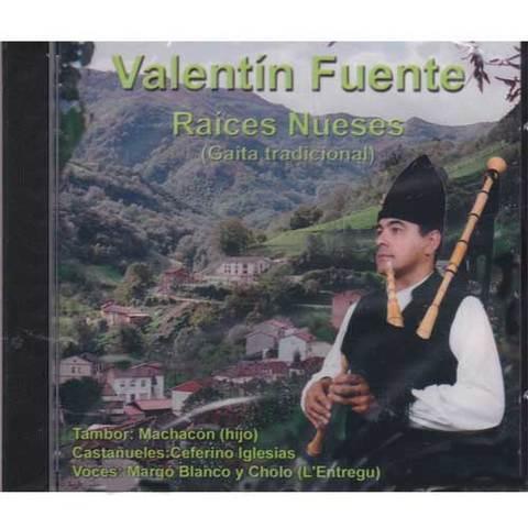 Artesania Asturiana - Valentín Fuente - Raices nueses - Editorial Picu Urriellu
