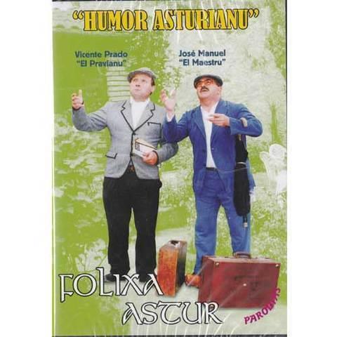 Artesania Asturiana - Folixa Astur - humor asturiano - Editorial Picu Urriellu