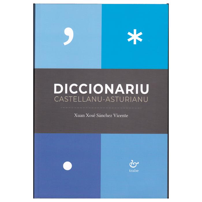 Artesania Asturiana - Diccionariu Castellanu-Asturianu - Editorial Picu Urriellu