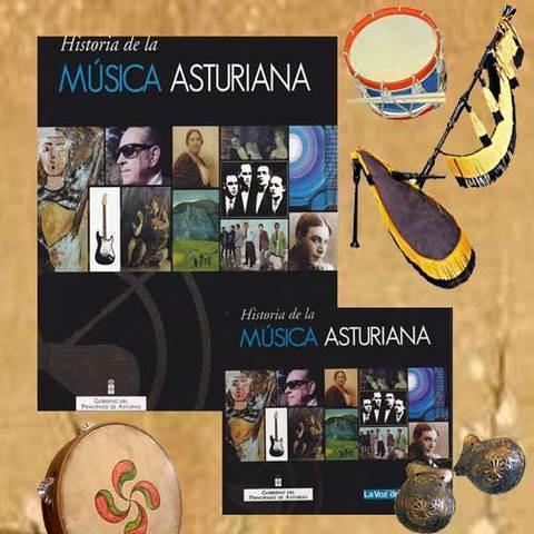 Artesania Asturiana - Historia de la musica asturiana - Editorial Picu Urriellu
