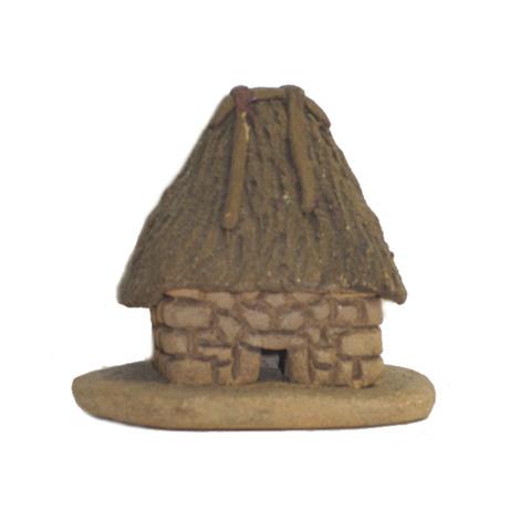 Artesania Asturiana - Teito mini - ceramica artesanal  - Editorial Picu Urriellu