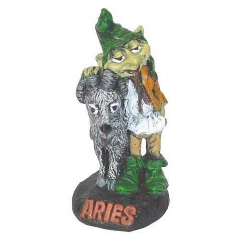 Artesania Asturiana - Horoscopo con personajes mitologicos - Editorial Picu Urriellu