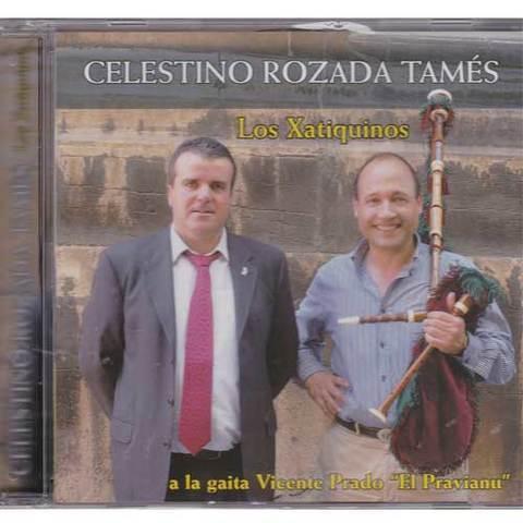 Artesania Asturiana - Celestino Rozada Tamés - Los Xatiquinos - Editorial Picu Urriellu