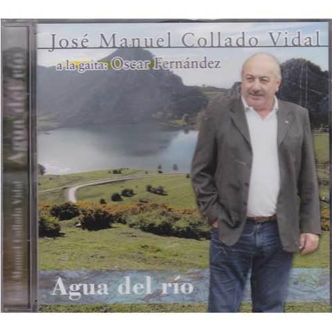Artesania Asturiana - José Manuel Collado Vidal - Agua del río - Editorial Picu Urriellu