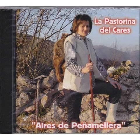 Artesania Asturiana - La pastorina del Cares - Aires de Peñamellera. - Editorial Picu Urriellu
