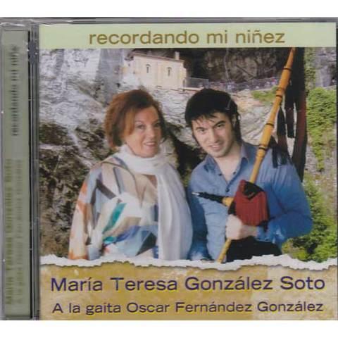 Artesania Asturiana - María Teresa González Soto - recordando mi niñez - Editorial Picu Urriellu