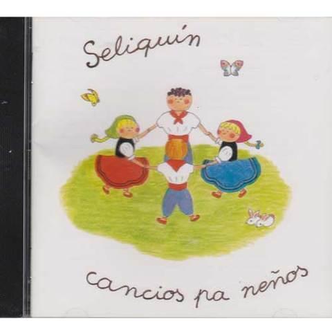 Artesania Asturiana - Seliquin - Cancios pa neños - Editorial Picu Urriellu