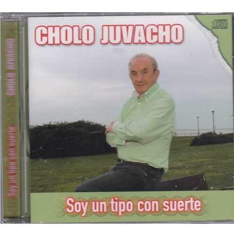 Artesania Asturiana - Cholo Juvacho - Soy un tipo con suerte (CD) - Editorial Picu Urriellu
