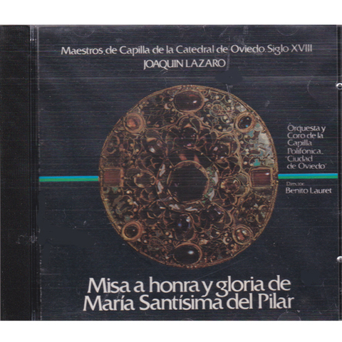 Artesania Asturiana - Misa a honra y gloria de Maria Santisima del Pilar - Editorial Picu Urriellu