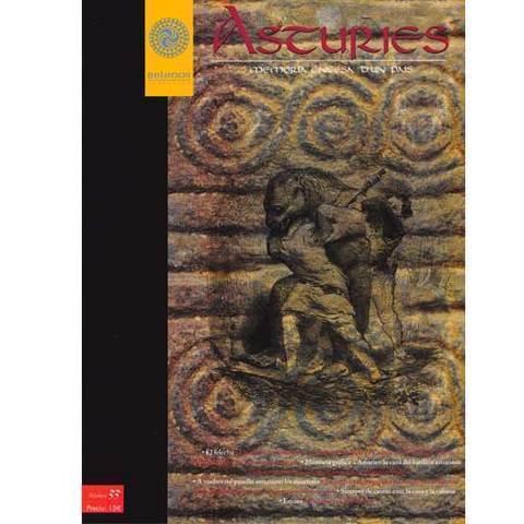 Artesania Asturiana - Revista Asturies - Belenos - Nº 33 - Editorial Picu Urriellu
