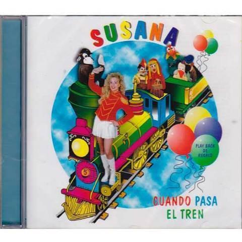 Artesania Asturiana - Susana - Cuando pasa el tren - Editorial Picu Urriellu