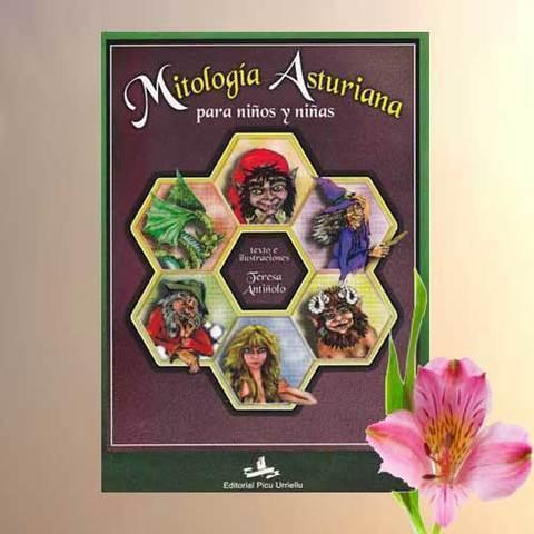 Artesania Asturiana - Mitología asturiana para niños y niñas - Editorial Picu Urriellu