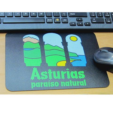 Artesania Asturiana - Alfombrilla Paraiso Natural  - Editorial Picu Urriellu