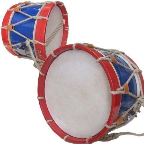 Artesania Asturiana - Tambor tradicional pequeño - Editorial Picu Urriellu