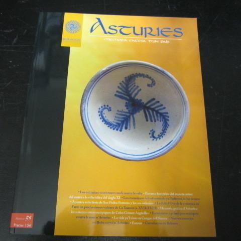 Artesania Asturiana - Revista Asturies - Belenos - Nº 34 - Editorial Picu Urriellu