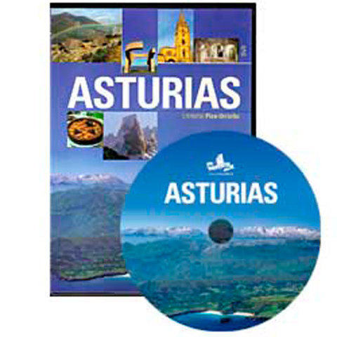 Artesania Asturiana - DVD Asturias - Editorial Picu Urriellu