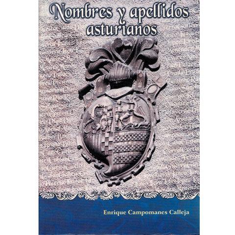 Artesania Asturiana - Nombre y Apellidos asturianos - Editorial Picu Urriellu