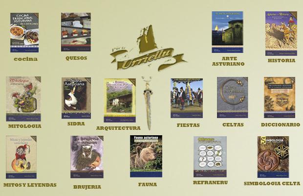 Artesania Asturiana - Toda la colección de cultura asturiana (Penacaros) - Editorial Picu Urriellu