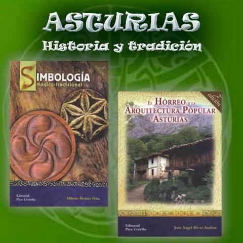 Artesania Asturiana - Libros dedicados a la tradición arquitectonica - Editorial Picu Urriellu
