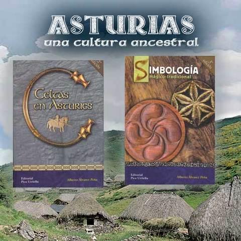 Artesania Asturiana - Libros dedicados a la cultura celta