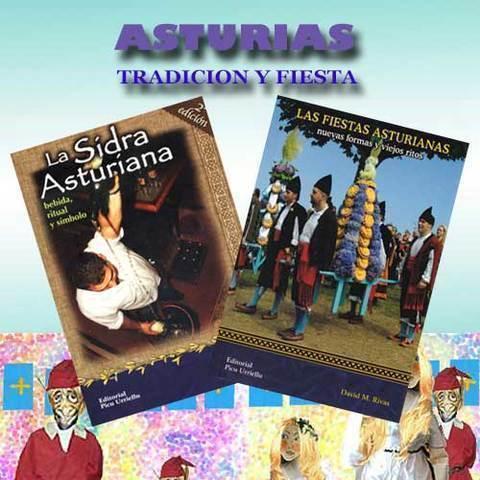 Artesania Asturiana - Libros dedicados a la cultura popular y festiva - Editorial Picu Urriellu