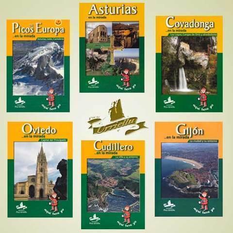 Artesania Asturiana - Colección aqui tuve yo - lugares - Editorial Picu Urriellu