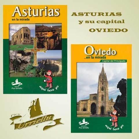 Artesania Asturiana - Libros de Asturias y su capital