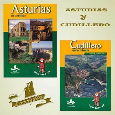 Artesania Asturiana - Libros de Asturias y Cudillero - Editorial Picu Urriellu