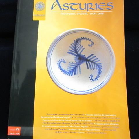 Artesania Asturiana - Revista Asturies - Belenos - Nº 35 - Editorial Picu Urriellu