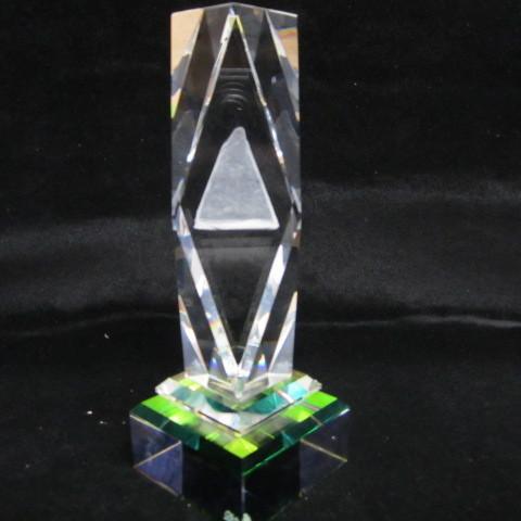 Artesania Asturiana - Monolito cristal Naranjo Bulnes - Editorial Picu Urriellu