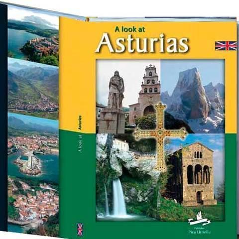 Artesania Asturiana - A look at Asturias - Inglés - pastas duras - Editorial Picu Urriellu