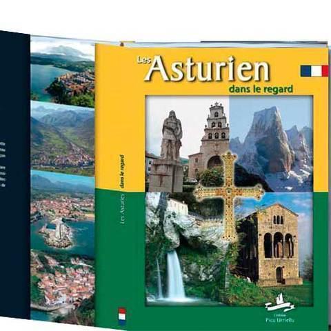 Artesania Asturiana - Les Asturies dans le regard - Francés - pastas duras - Editorial Picu Urriellu