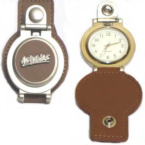 Artesania Asturiana -  Reloj cinturon  - Editorial Picu Urriellu