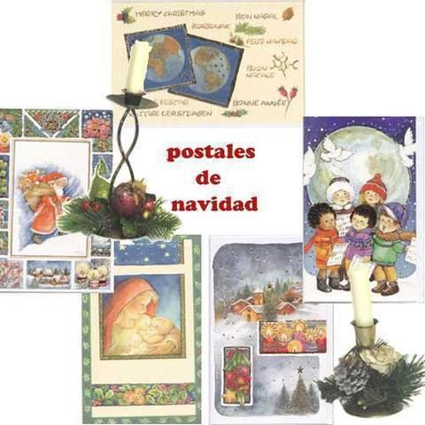 Artesania Asturiana - Postales navidad motivos variados - Editorial Picu Urriellu