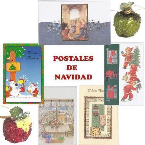 Artesania Asturiana - Postales navidad varios motivos - Editorial Picu Urriellu