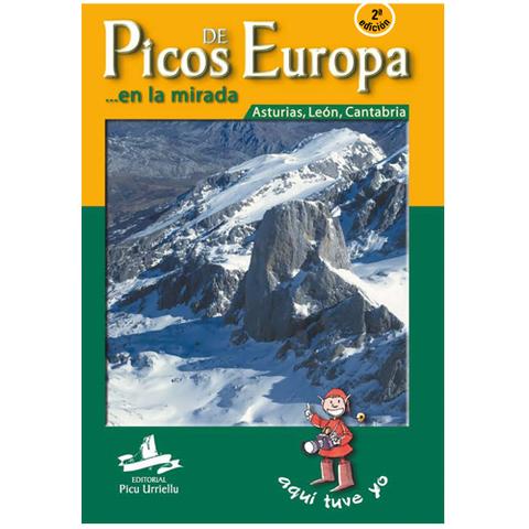 Editorial Picu Urriellu - Picos de Europa en la mirada - 2� edicion