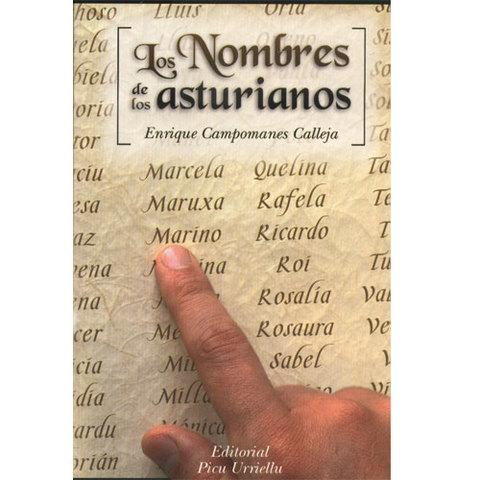 Artesania Asturiana - Los nombres de los asturianos - Editorial Picu Urriellu