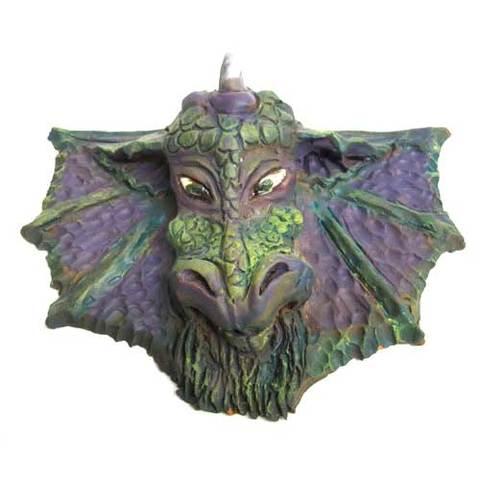 Artesania Asturiana -  Mascaras  mitologia - grandes - Editorial Picu Urriellu
