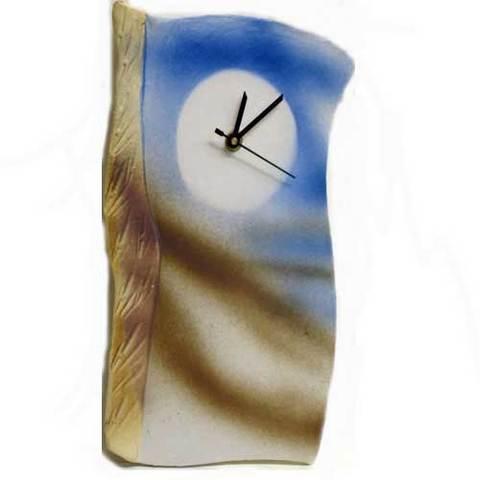 Artesania Asturiana -  Reloj diseño colgar  - Editorial Picu Urriellu