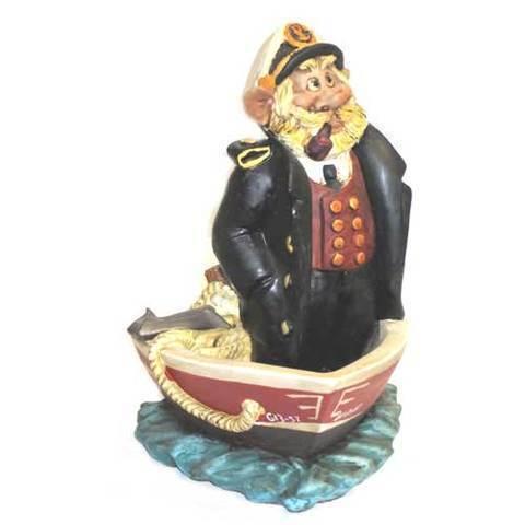 Artesania Asturiana -  Capitán barco  - Editorial Picu Urriellu